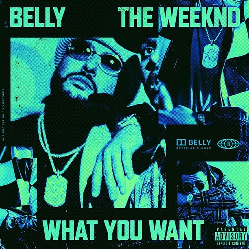 Belly - What You Want - Single