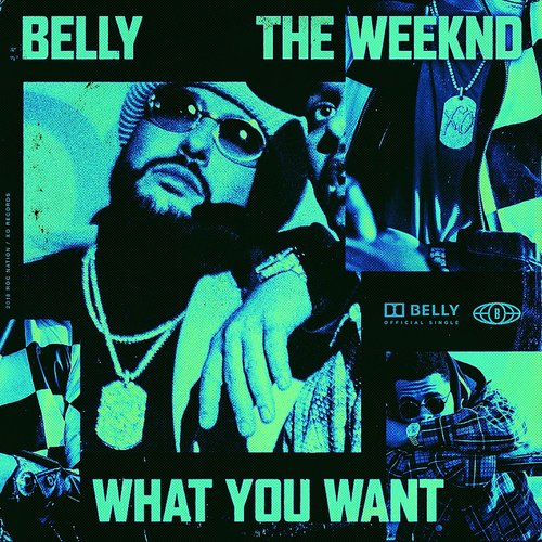Belly - What You Want - Single [Clean]