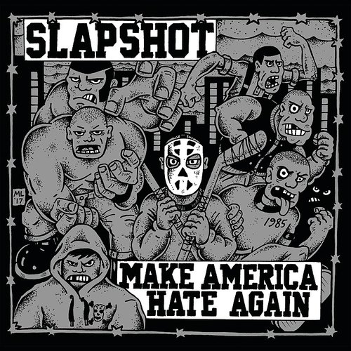 Slapshot - Trainwreck - Single