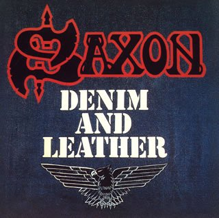 Saxon - Denim And Leather [Import]