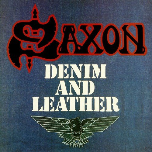 Saxon - Denim And Leather [LP]