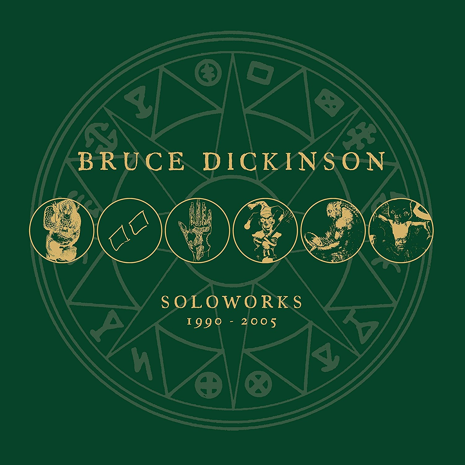 Bruce Dickinson - Bruce Dickinson - Soloworks [LP Box Set]
