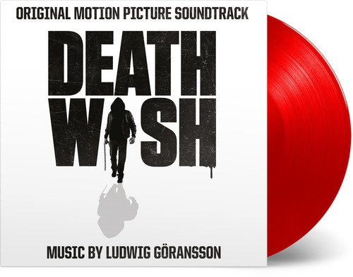 Death Wish [Movie] - Death Wish (2018) [Limited Edition Red LP Soundtrack]