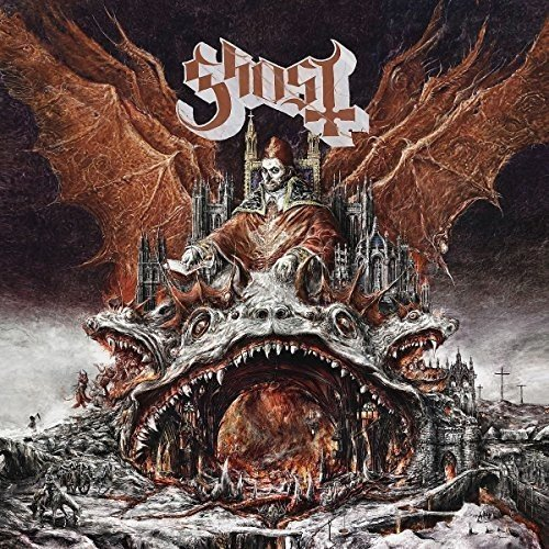 Ghost - Prequelle [Import Limited Edition Red LP]