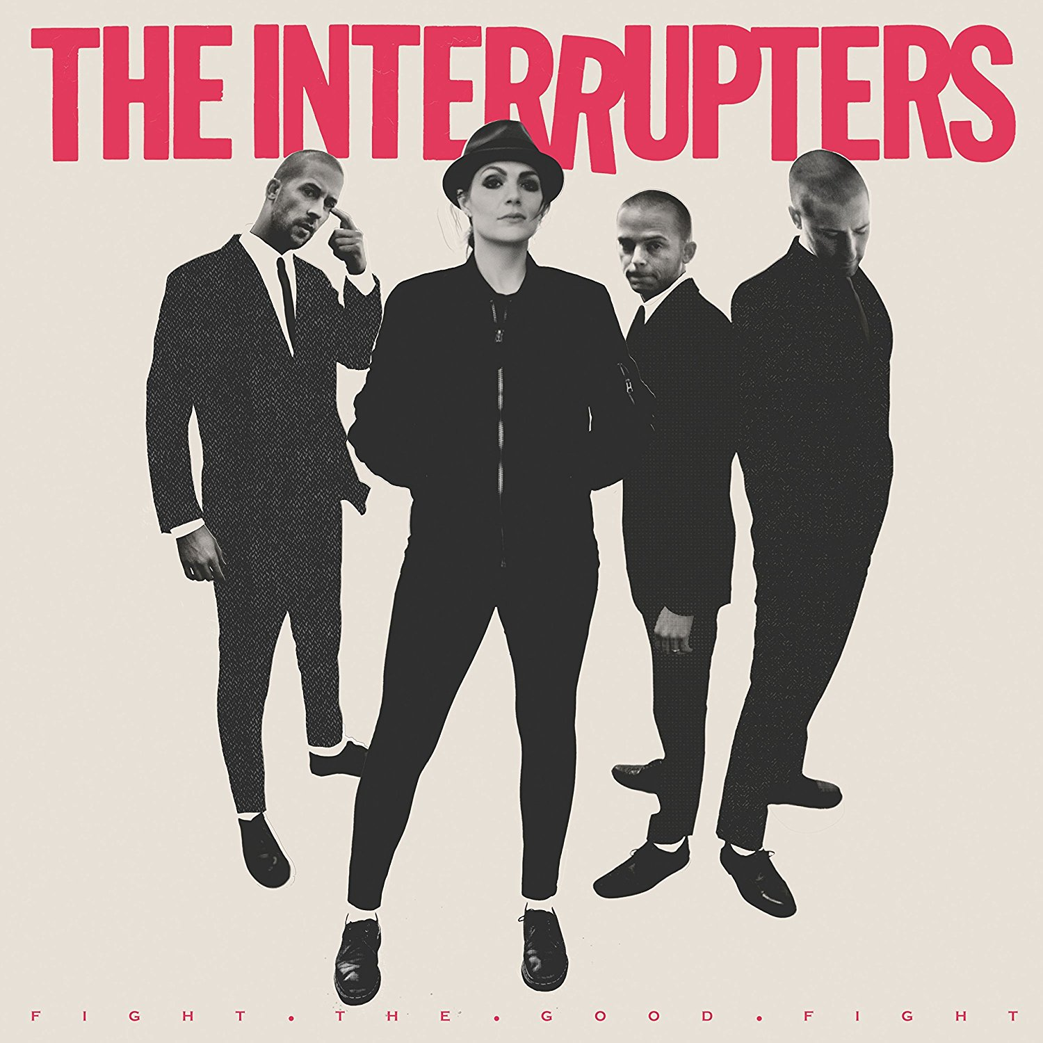 The Interrupters - Fight The Good Fight [Import LP]