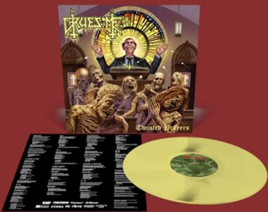 Gruesome - Twisted Prayers [Colored Vinyl] (Grn) [Reissue]
