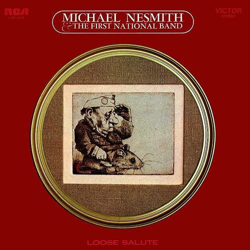 Michael Nesmith - Loose Salute (Colv) (Red)