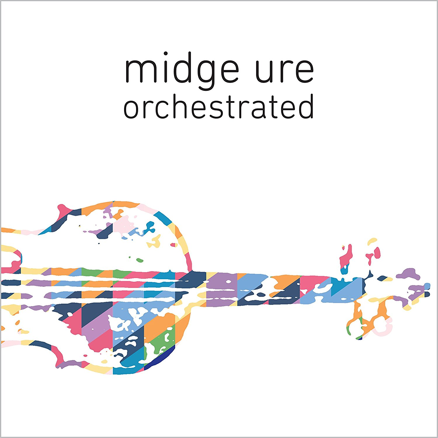 Midge Ure - Orchestrated [Import]
