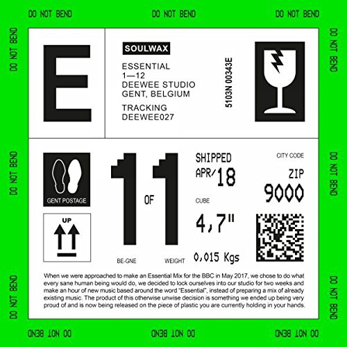 Soulwax - Essential [2LP]