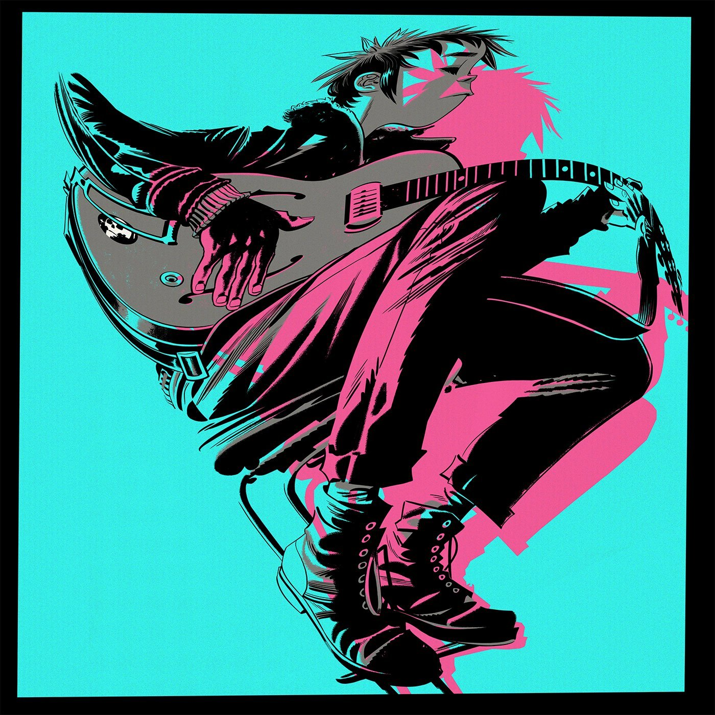 Gorillaz - Now Now (Pict)