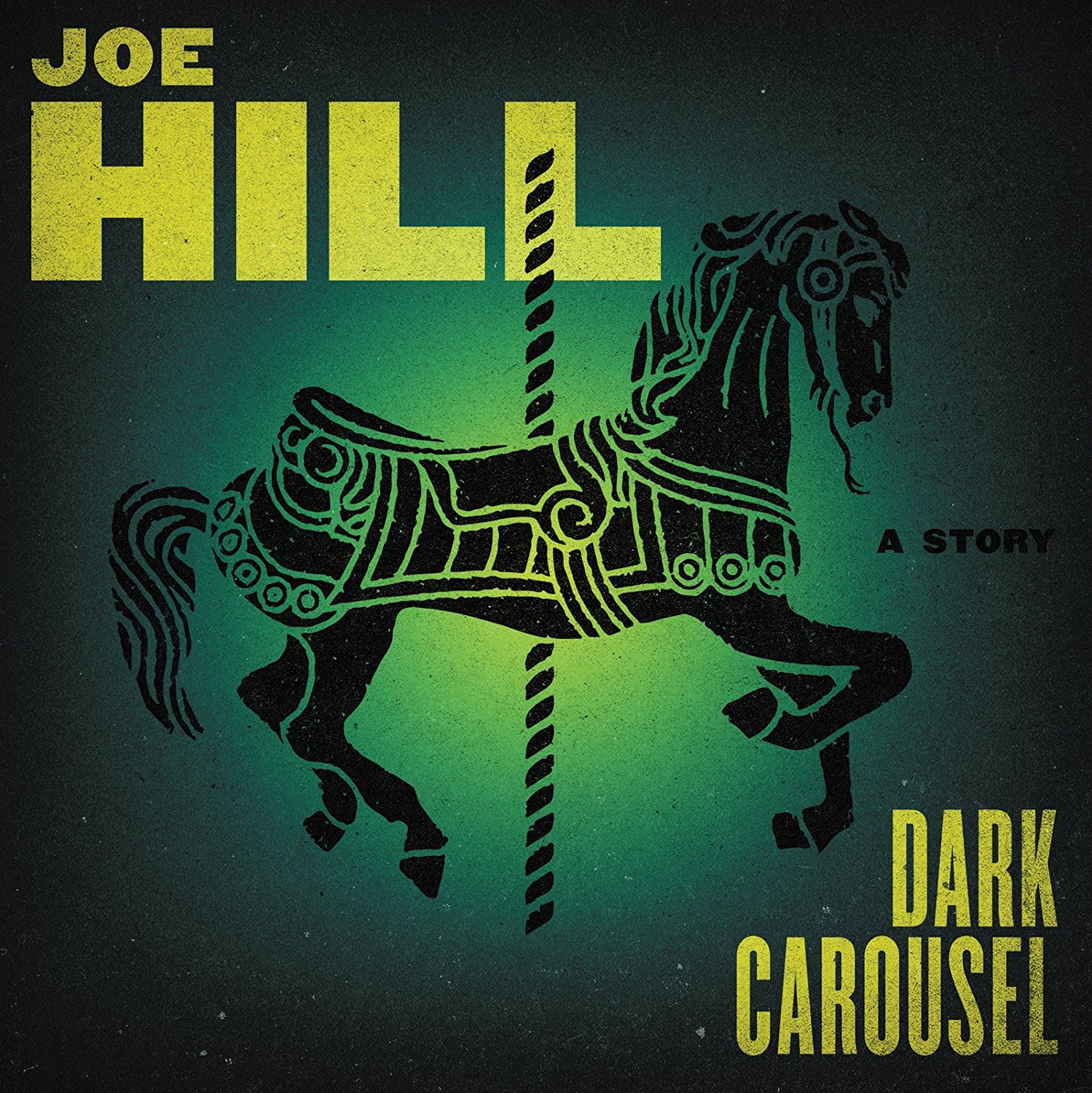 Joe Hill - Dark Carousel (Narrated By Nate Corddry) [LP]
