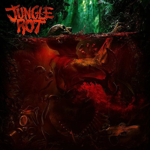 Jungle Rot - A Burning Cinder - Single