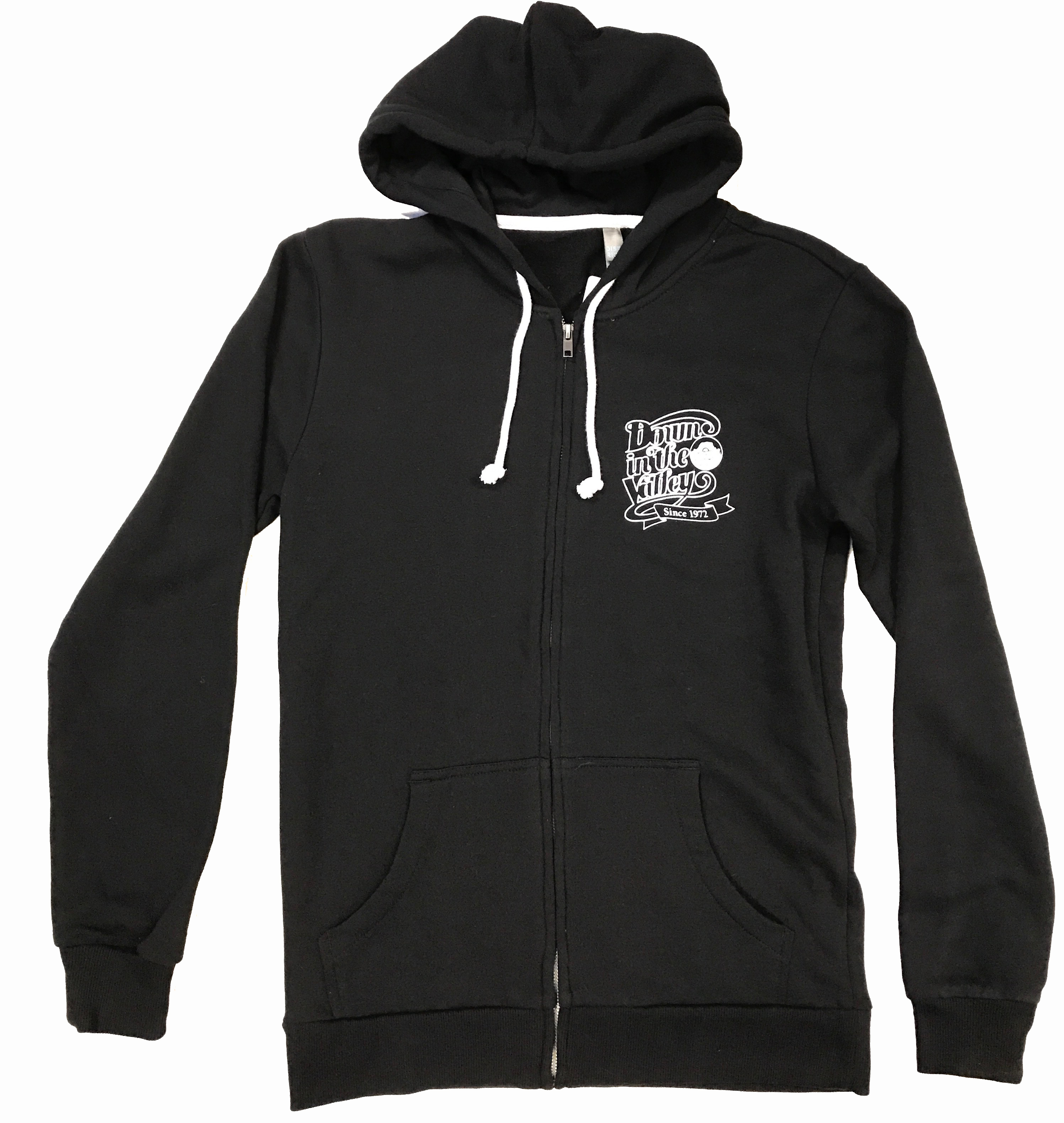 Down In The Valley - Down In The Valley Classic Black Hoodie [XXL]