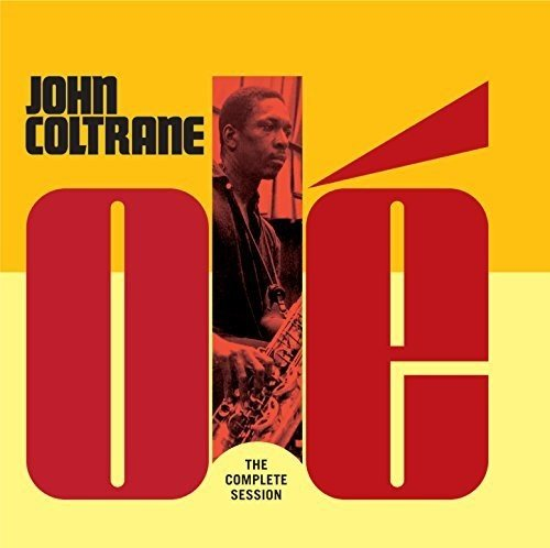 John Coltrane - Ole Coltrane [Colored Vinyl] (Ylw) (Uk)
