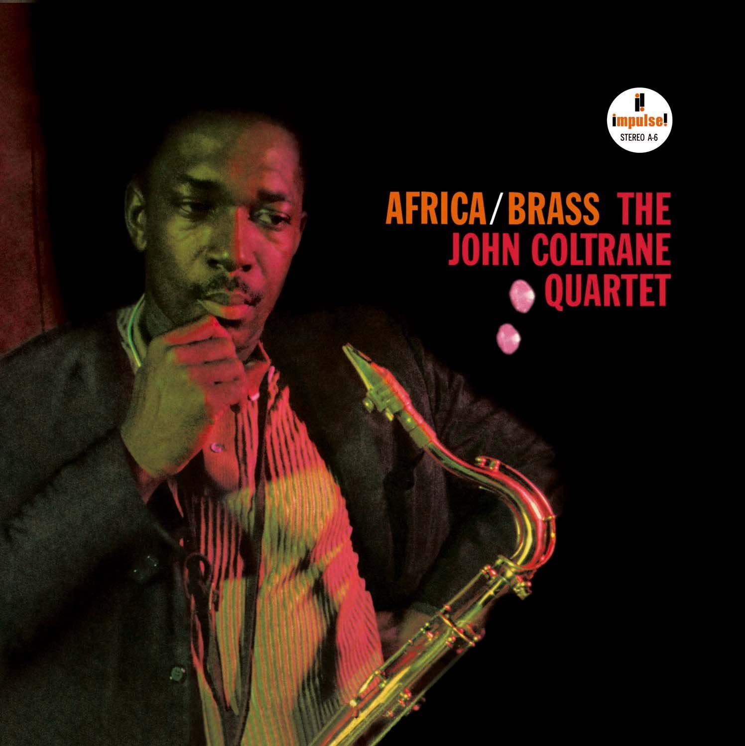 John Coltrane - Africa / Brass [Import]