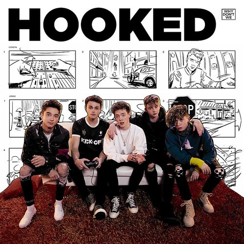 Why Don't We - Hooked - Single