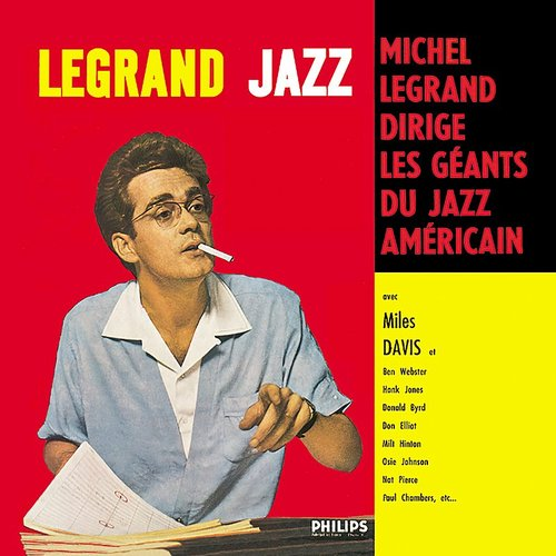 Michel Legrand - Legrand Jazz (Bonus Tracks) [Colored Vinyl] [180 Gram] (Hol)