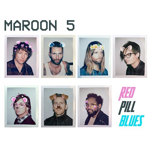 Maroon 5 - Red Pill Blues [Deluxe Clean]