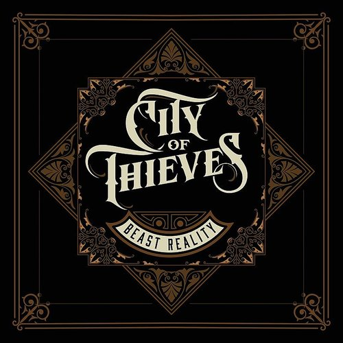 City Of Thieves - Born To Be Great - Single