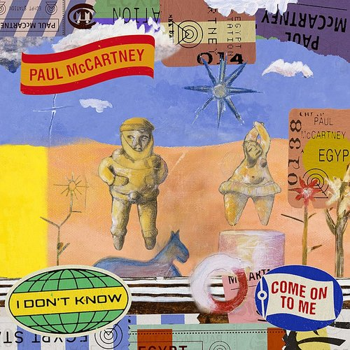 Paul McCartney - I Don't Know - Single