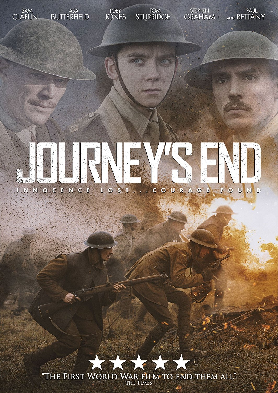Journey's End [Movie] - Journey's End