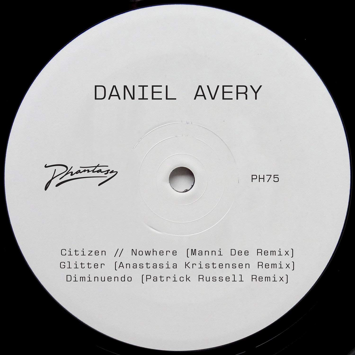 Daniel Avery - Song For Alpha Remixes - One EP [Import Vinyl]