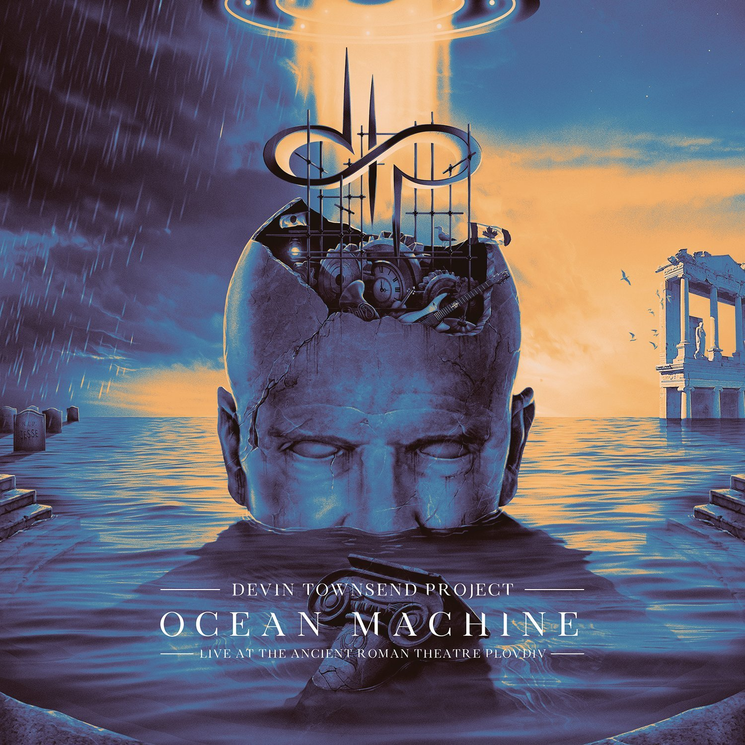 Devin Townsend Project - Ocean Machine - Live At The Ancient Roman Theatre Plovdiv [Import Limited Edition]