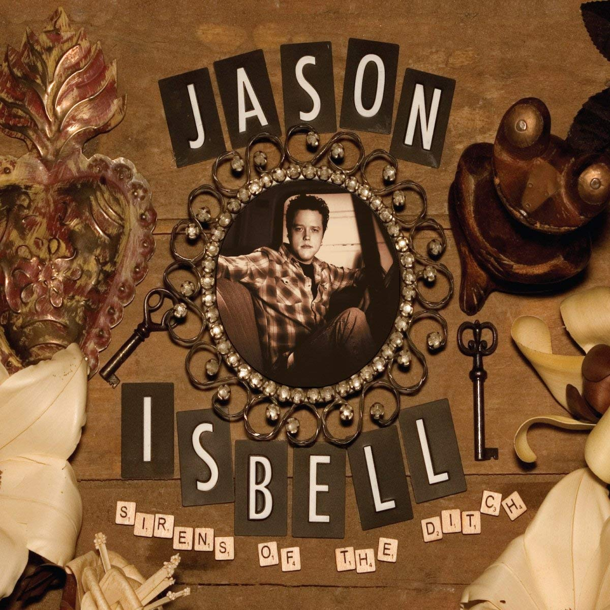 Jason Isbell - Sirens Of The Ditch: Deluxe Edition [Indie Exclusive Limited Edition Clear LP]