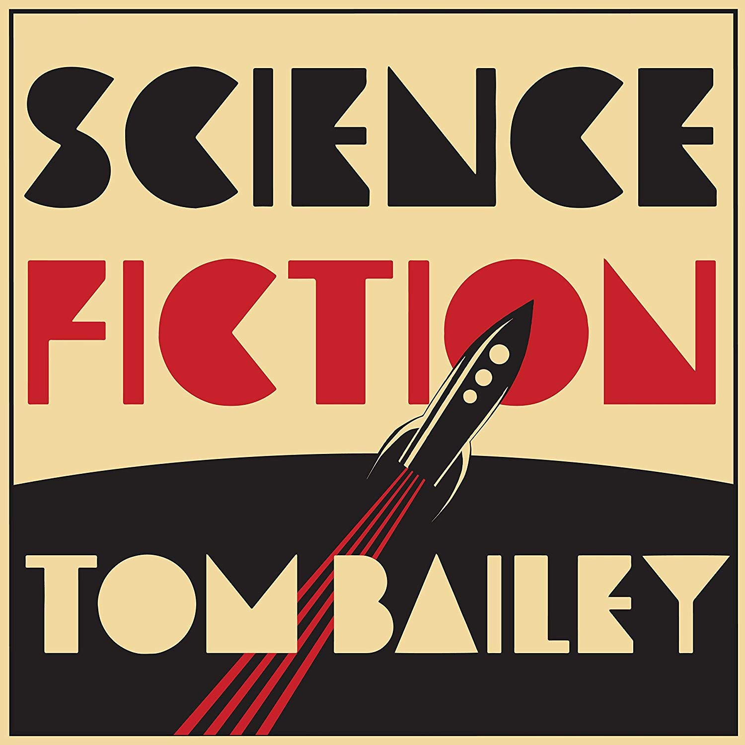 Tom Bailey - Science Fiction [Import Limited Edition]