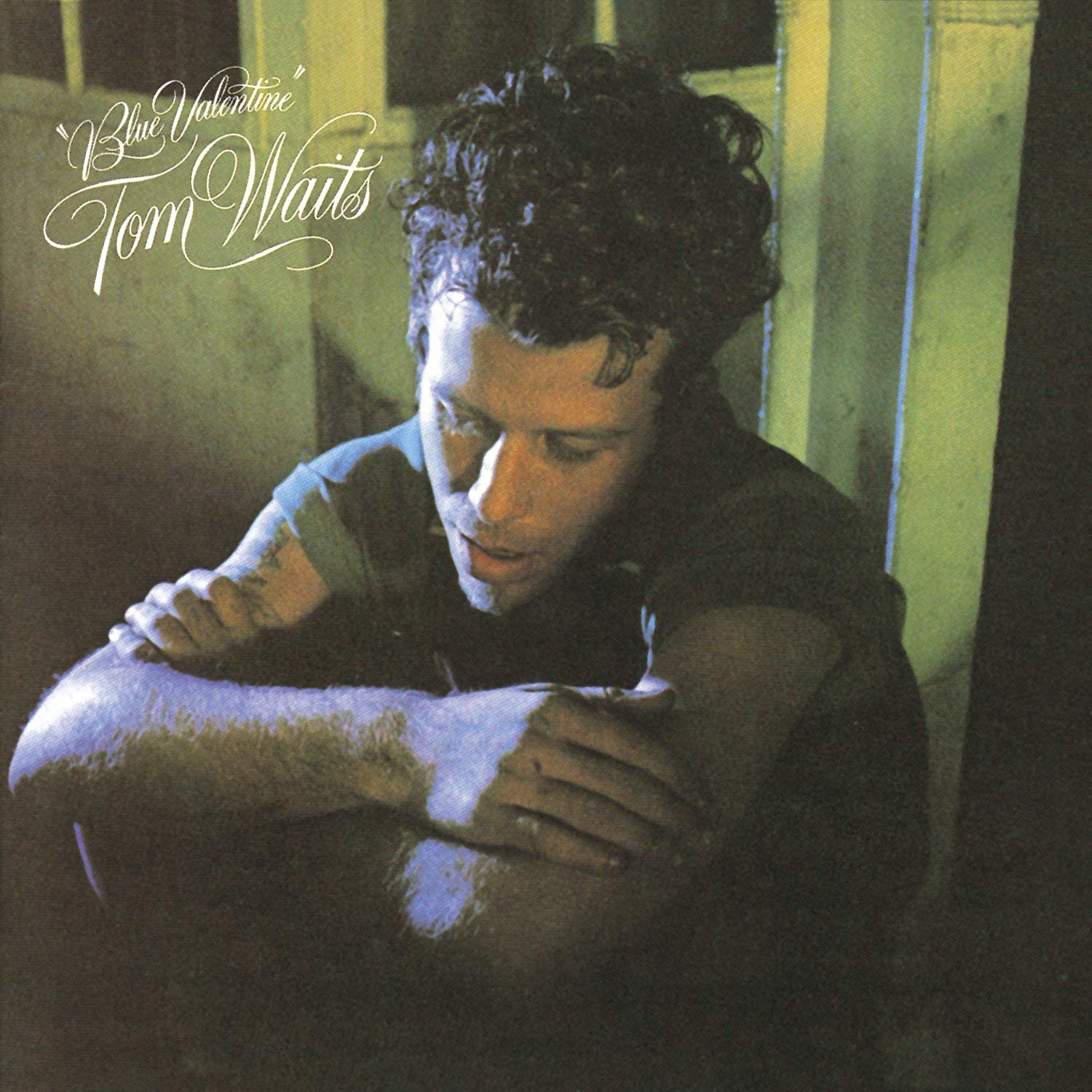 Tom Waits - Blue Valentine [Indie Exclusive Limited Edition Remastered Translucent Blue LP]