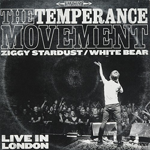 The Temperance Movement - Ziggy Stardust / White Bear [Import Vinyl Single]
