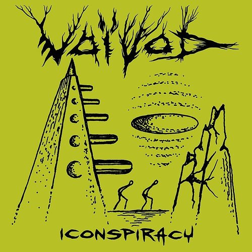 Voivod - Iconspiracy - Single