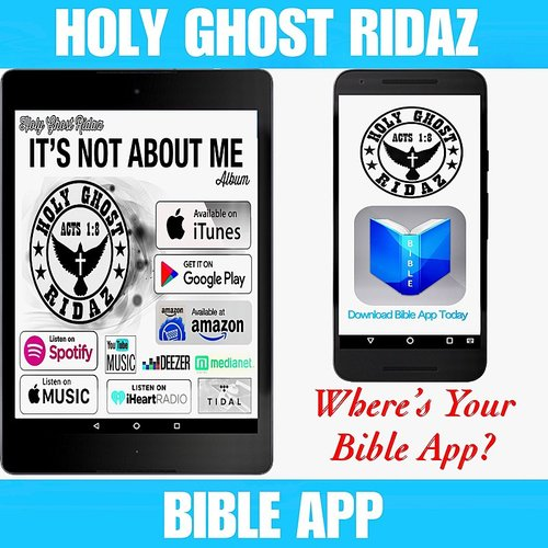 Holy Ghost Ridaz - Bible App - Single