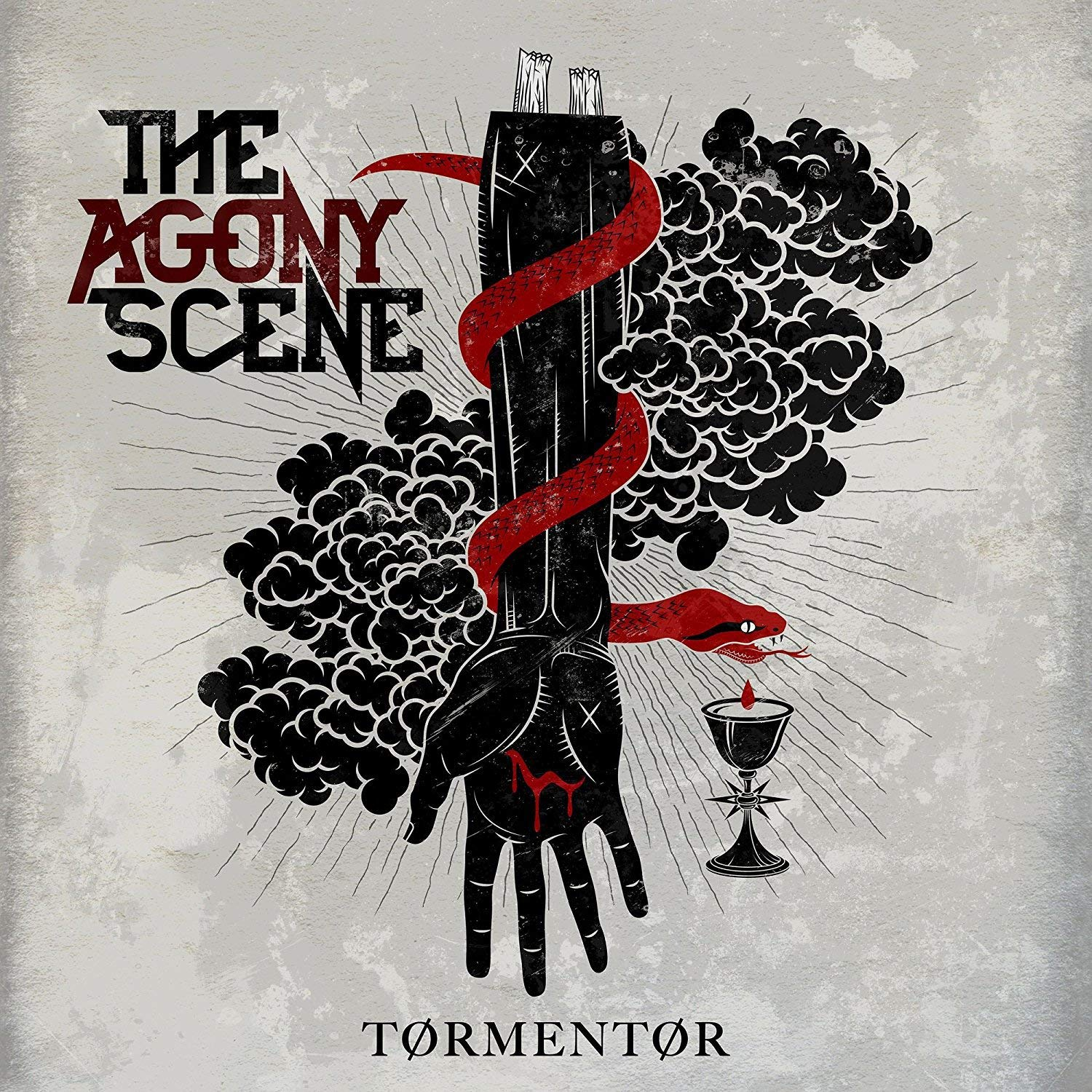 The Agony Scene - Tormentor [LP]