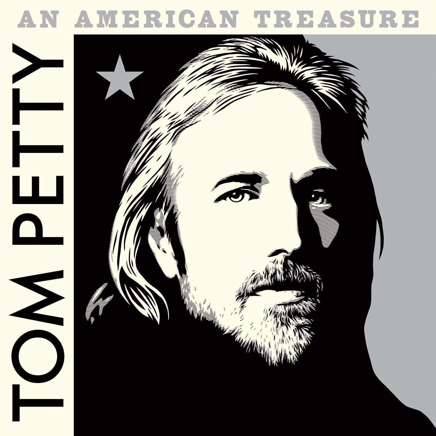 Tom Petty - An American Treasure [Deluxe 4CD Box Set]