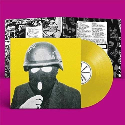 Protomartyr - Consolation EP [Indie Exclusive Limited Edition Yellow Vinyl]