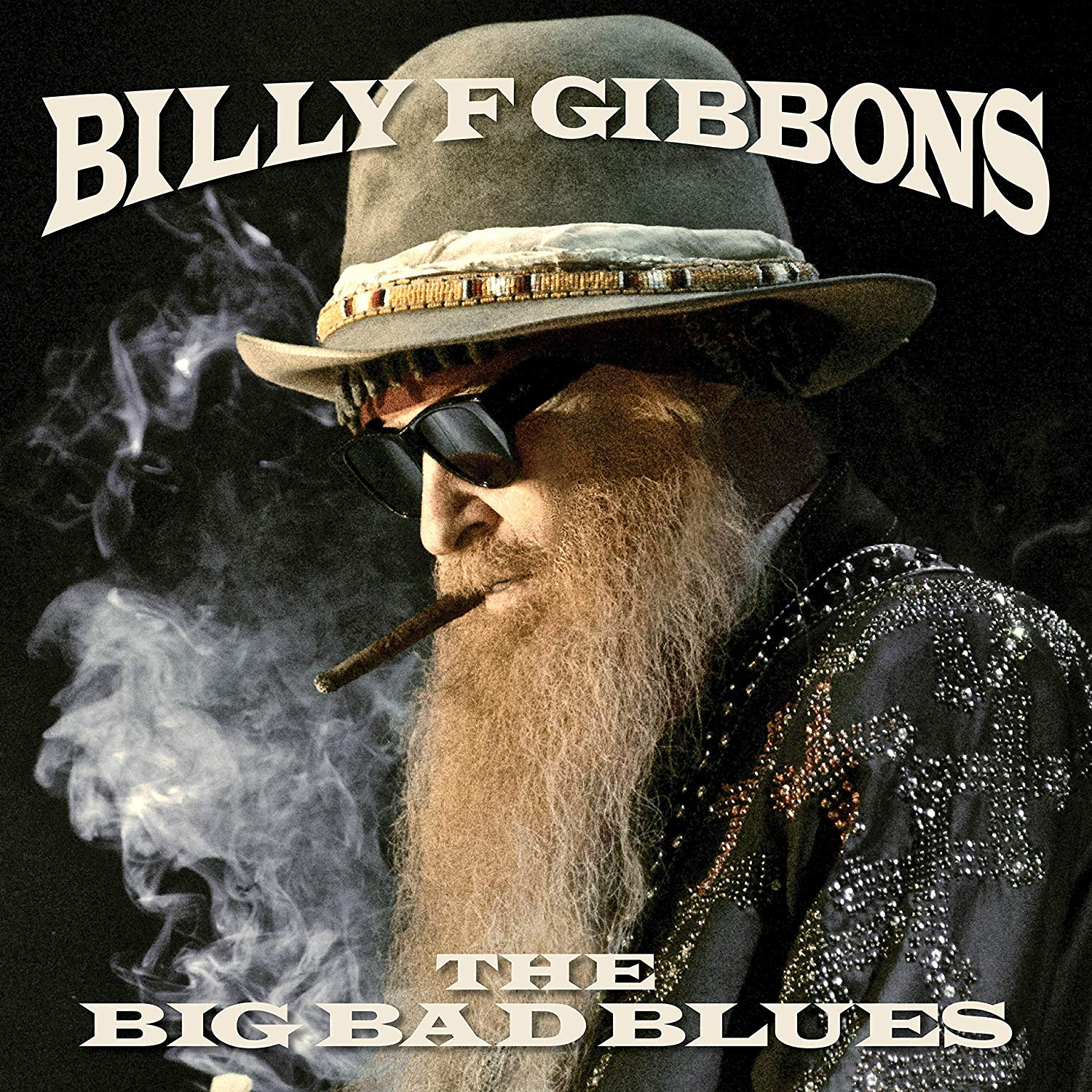 Billy F Gibbons - The Big Bad Blues [LP]