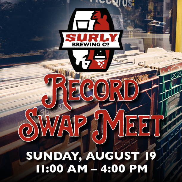 Surly Brewing Record Swap Meet
