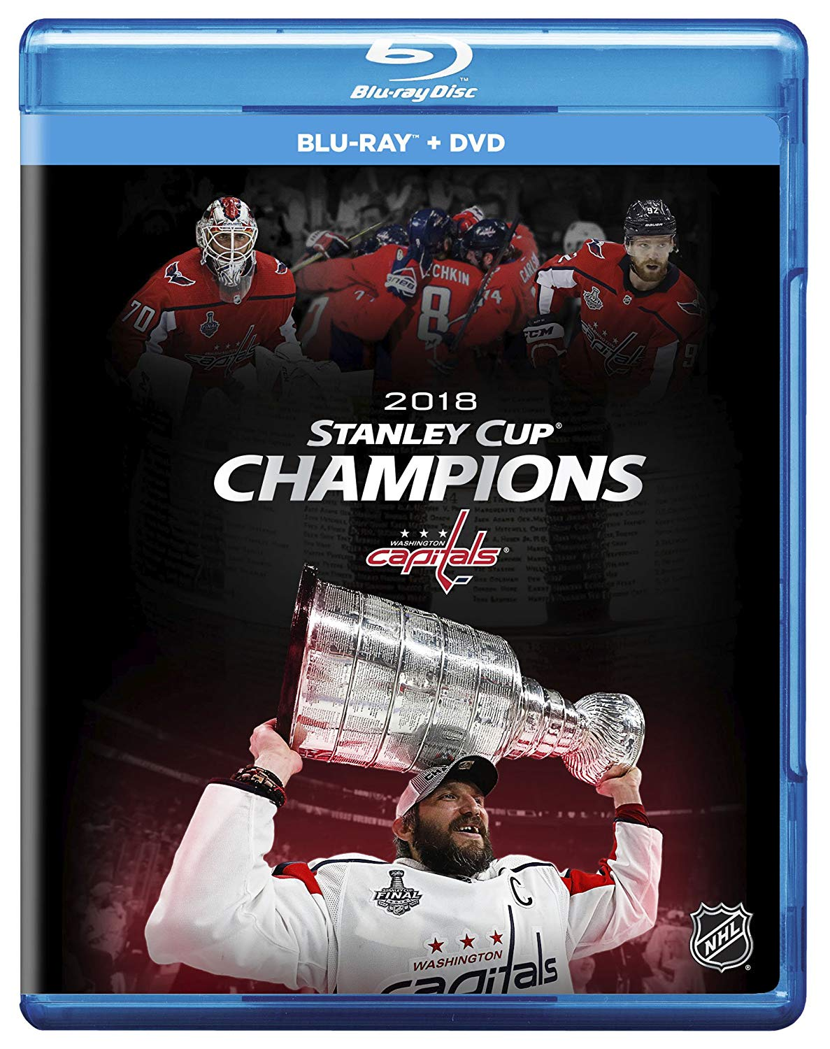 - Washington Capitals 2018 Stanley Cup Champions