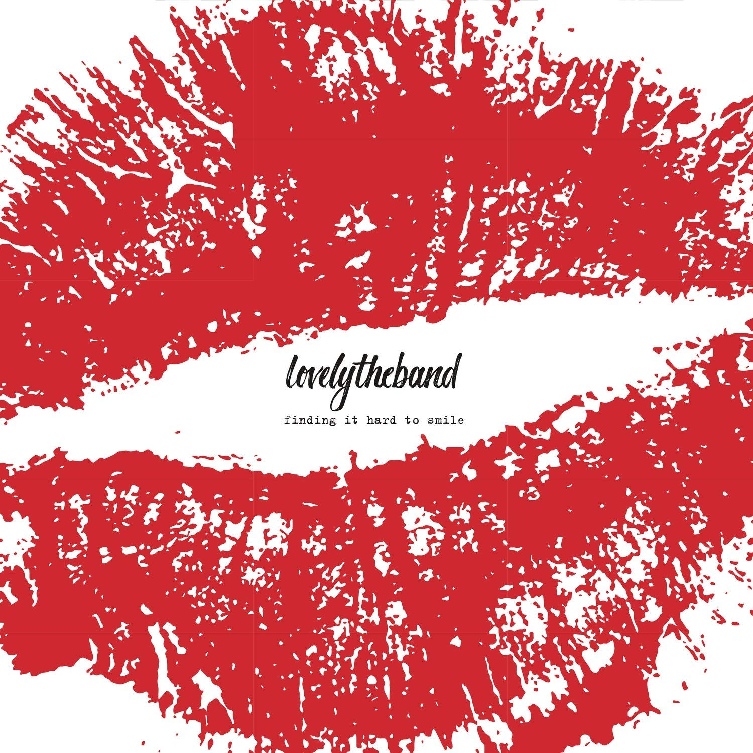 lovelytheband - Finding It Hard To Smile [Autographed Insert LP]