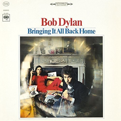 Bob Dylan - Bringing It All Back Home [Import Limited Edition LP]