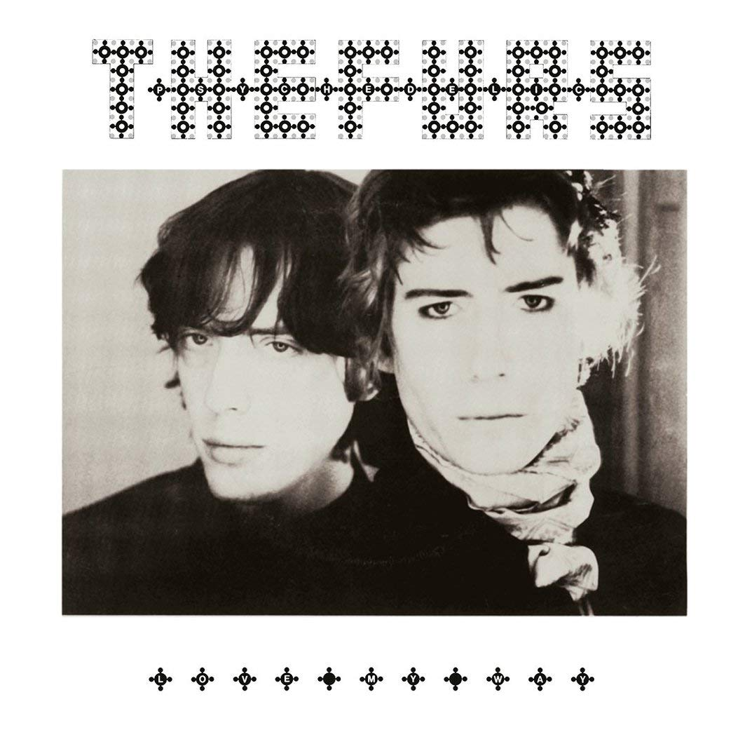 The Psychedelic Furs - Love My Way / Run & Run [Import Vinyl Single]