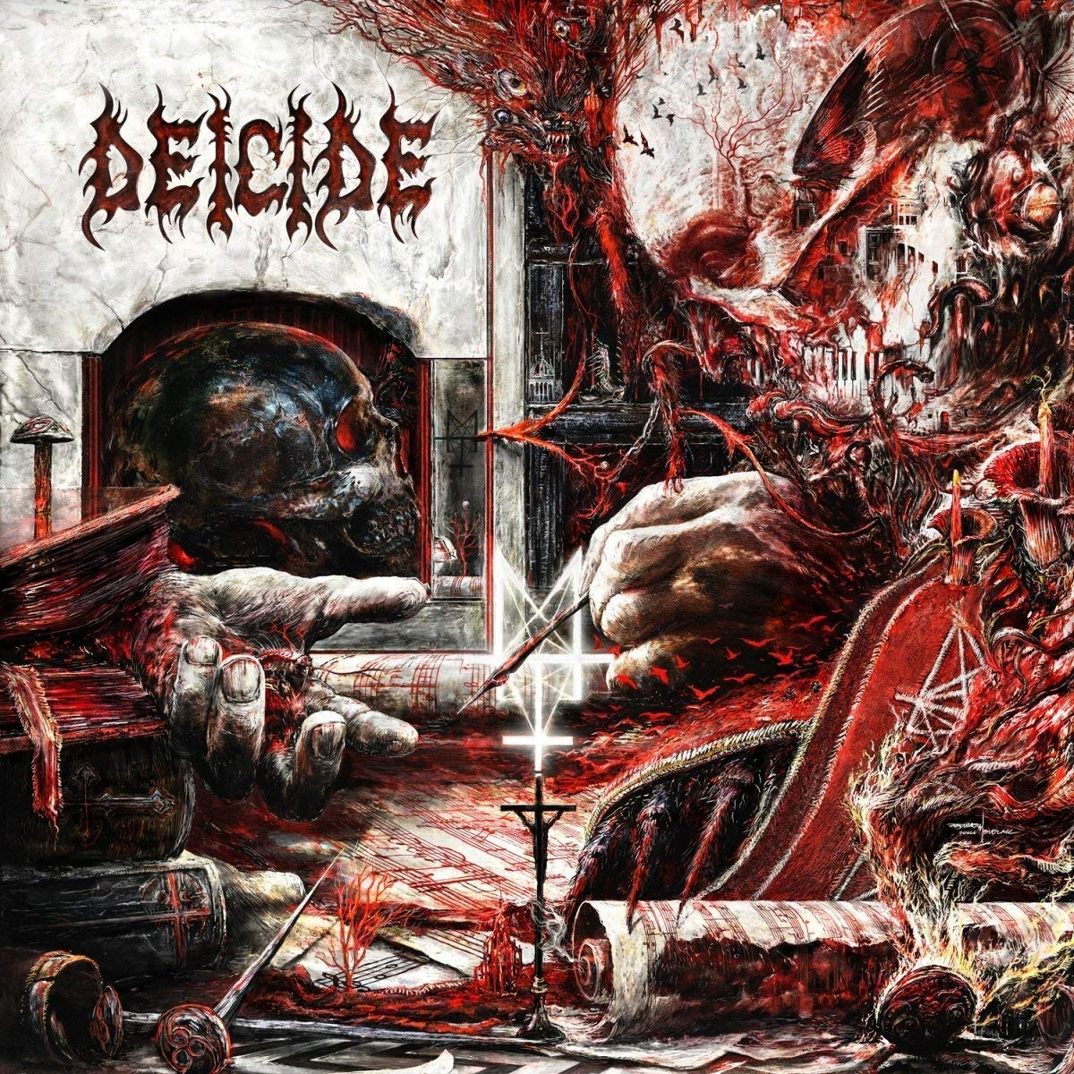 Deicide - Overtures Of Blasphemy [Import Limited Edition Box Set]