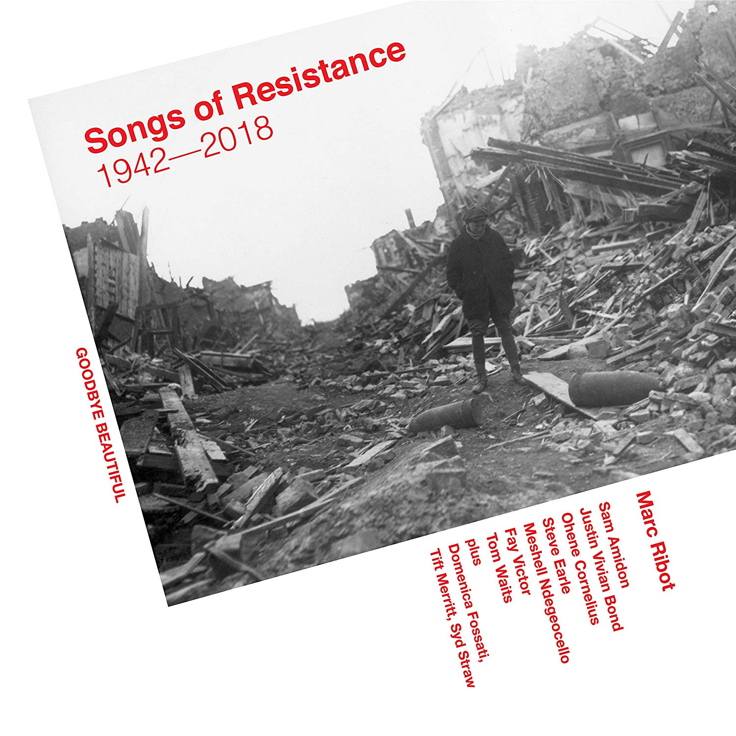 Marc Ribot - Songs Of Resistance 1942-2018 [LP]