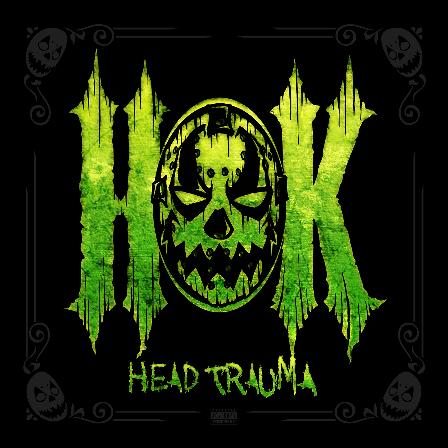 HOK - Head Trauma [2LP]