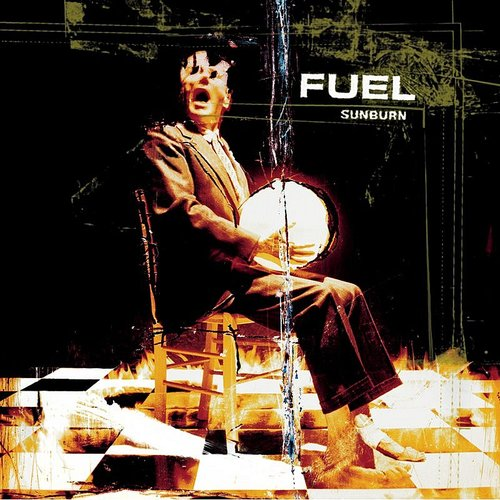 Fuel - Sunburn [Red/Orange LP]