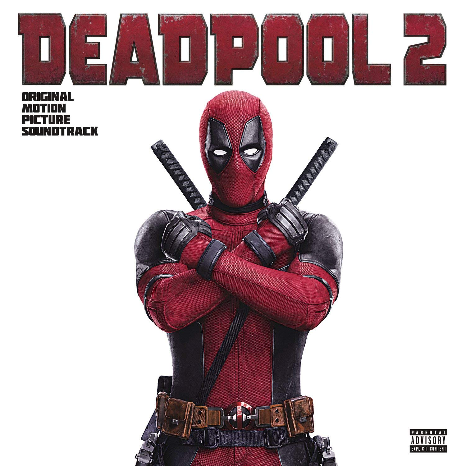 Deadpool [Movie] - Deadpool 2 [LP Soundtrack]