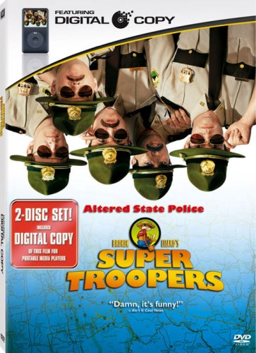 Super Troopers [Movie] - Super Troopers