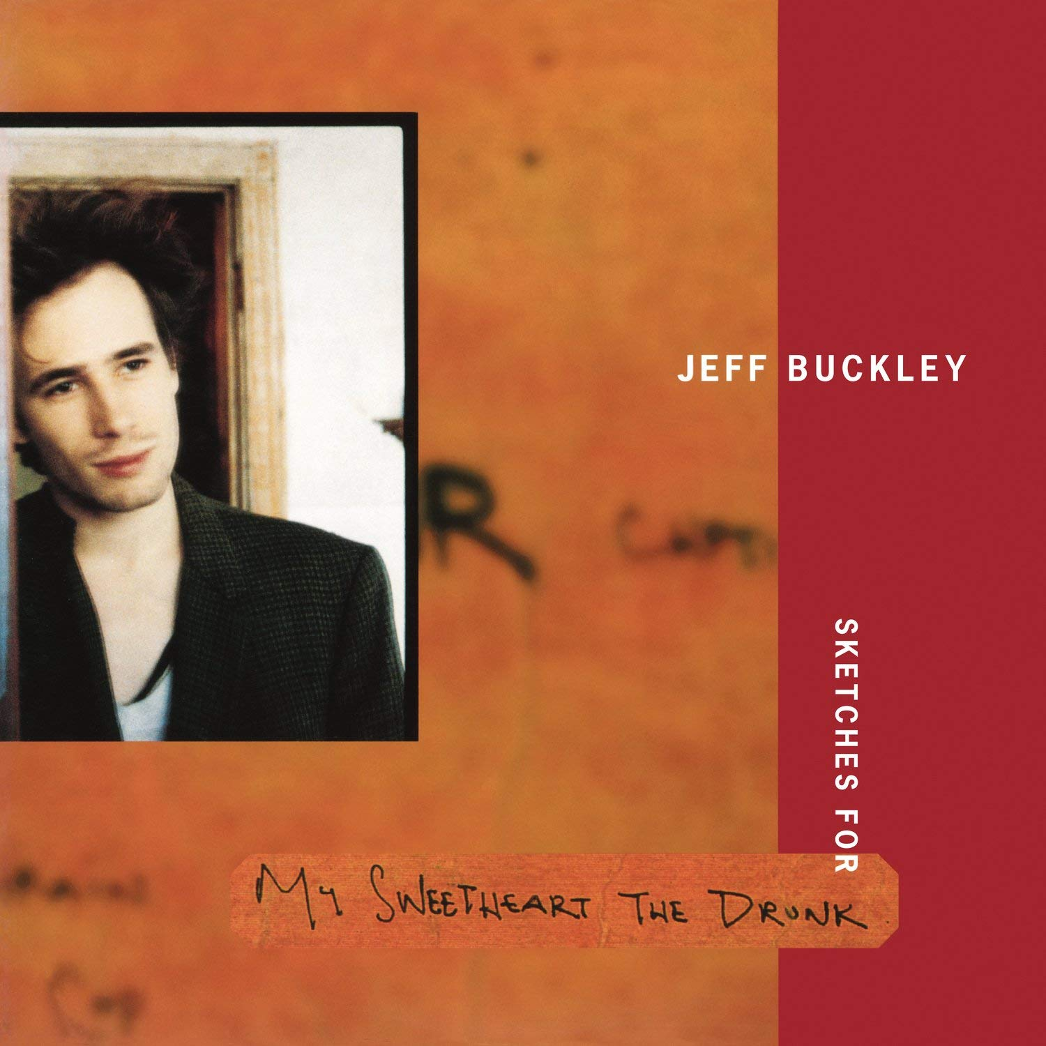 Jeff Buckley - Sketches for My Sweetheart The Drunk [LP]