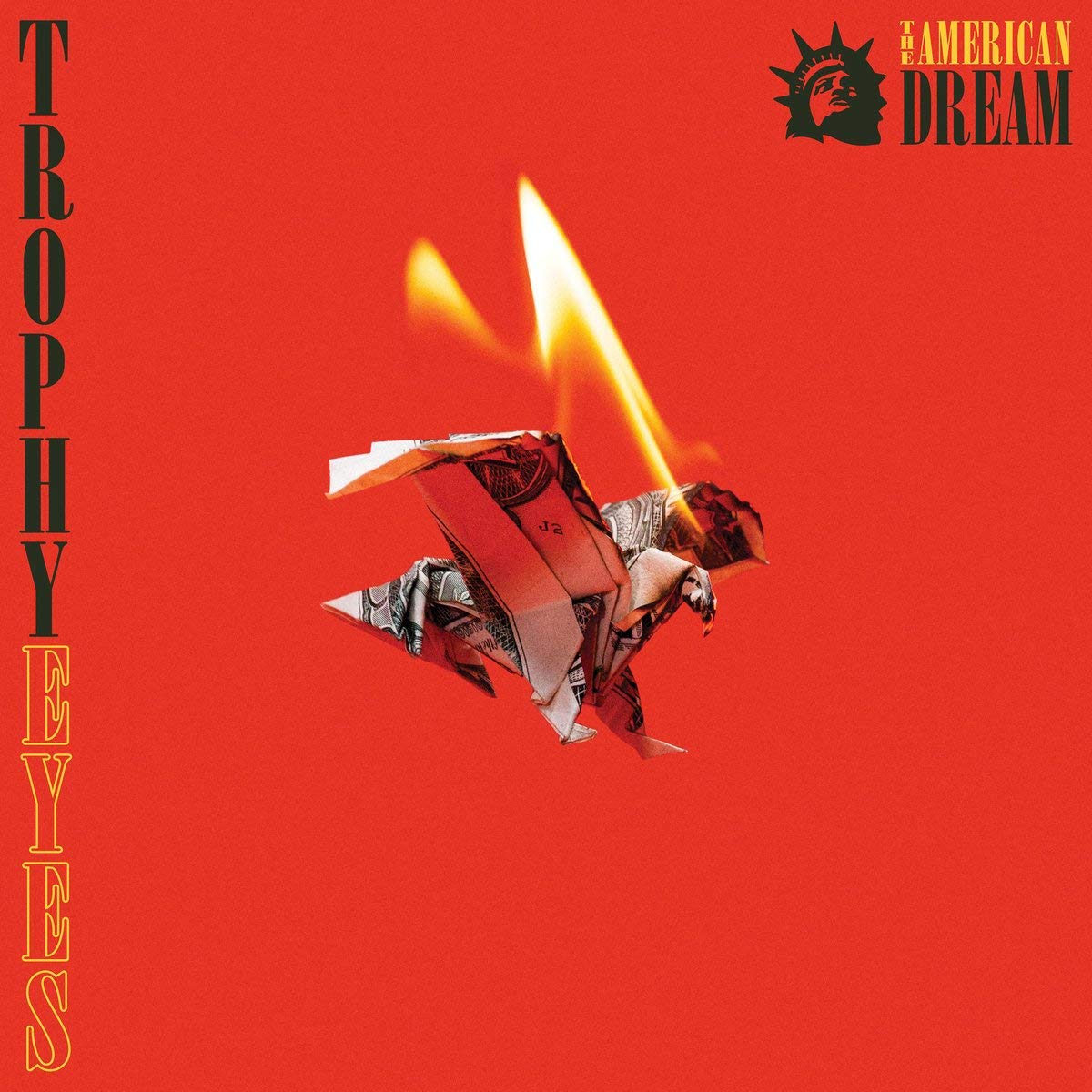 Trophy Eyes - American Dream [Import]